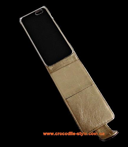 чехол Iphone 6 из кожи крокодила